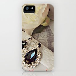 From Paris with Love iPhone Case