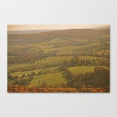 Natty Bumppo's View Canvas Print