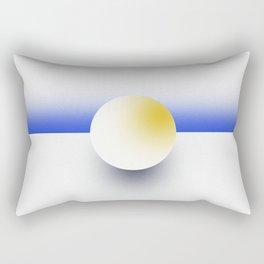 Shape Studies: Circle III Rectangular Pillow