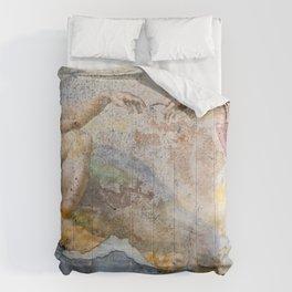 Renaissance Wall 2 Comforters
