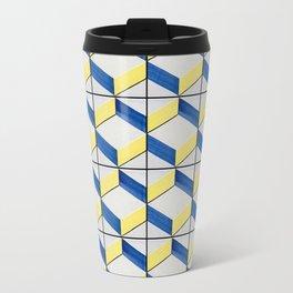 Azulejos 12 Travel Mug