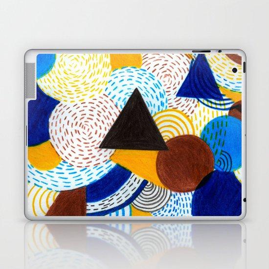 Cold sunshine Laptop & iPad Skin