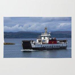 MV Loch Bhrusda Rug