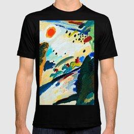 Wassily Kandinsky Romantic Landscape T-shirt