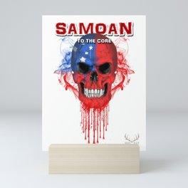 To The Core Collection: Samoa Mini Art Print