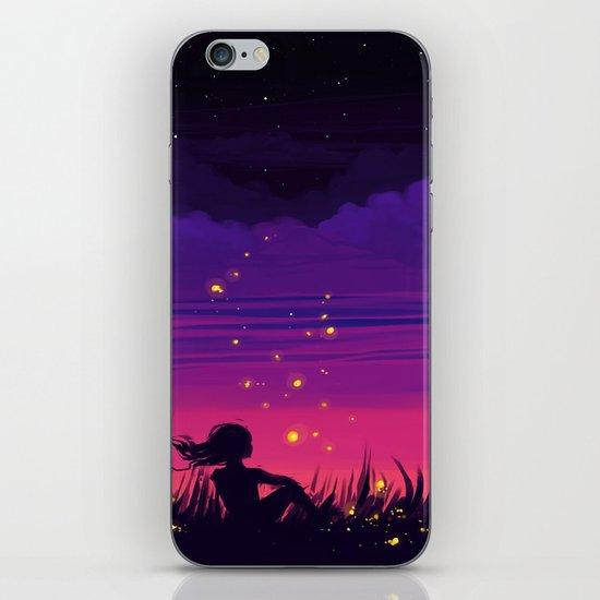 Wandering Mind iPhone & iPod Skin
