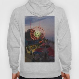 Daytona Beach Boardwalk  Hoody