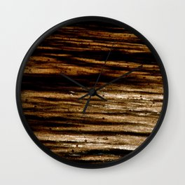 Nature (2) Wall Clock