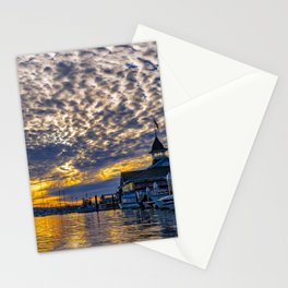 Pavilion Sunrise Stationery Cards