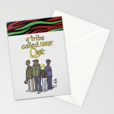 A Tribe Called Jonny Quest Stationery Cards