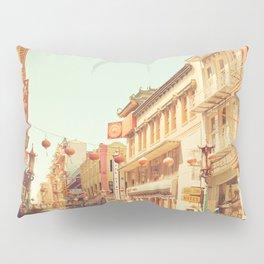 Chinatown, San Francisco, ca Pillow Sham