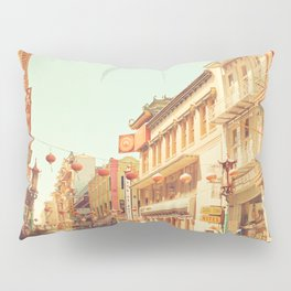 Chinatown, San Francisco, ca Pillow Sham