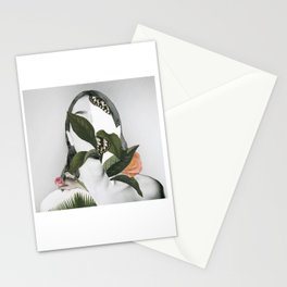 UNTITLED COLLAGE - SERIE I Stationery Cards