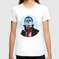 vampire diaries T-shirts featuring Vampire by Alvaro Tapia Hidalgo