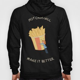 Hot Chips! Hoody