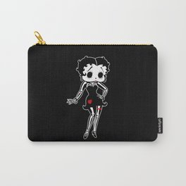 BB the Flapper Skeleton. Carry-All Pouch