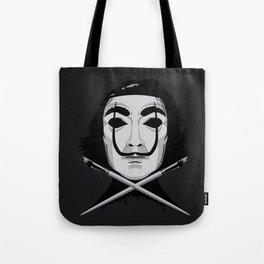 D for Dali Tote Bag