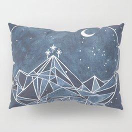 Night Court moon and stars Pillow Sham