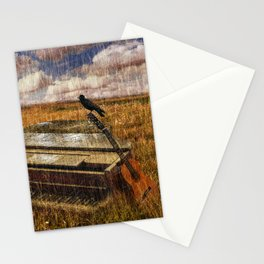 A Discarded Sound Stationery Cards