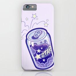 Star Soda iPhone Case