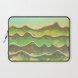 Magic Flight over the Sea of Clouds Laptop Sleeve