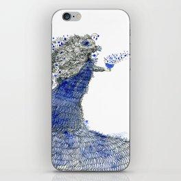 Spreading love iPhone Skin