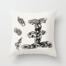 Wang Throw Pillow