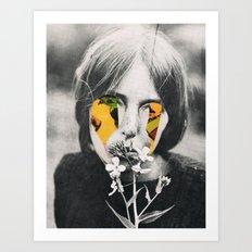 WOMAN 12/30 (2015) Art Print