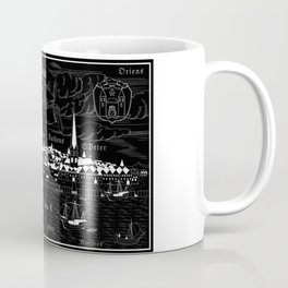 Riga 1544 (inverted) Coffee Mug