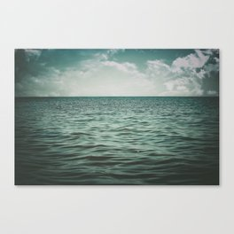 Into The Sea Of Lost Souls Canvas Print
