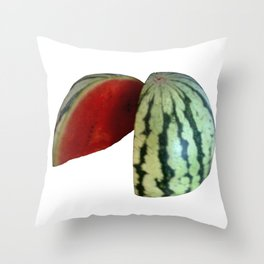 Watermelon Duo Throw Pillow