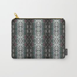 Snowy Rose Brier  Carry-All Pouch