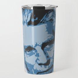 Samuel Beckett Travel Mug