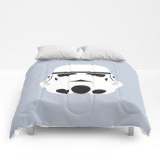 Star Wars Minimalism - Stormtrooper Comforters