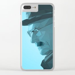 Walter. Clear iPhone Case