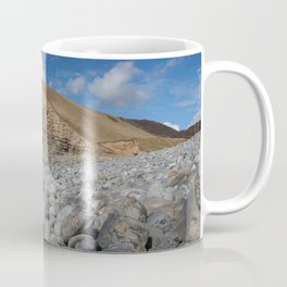 Nash Point Welsh Heritage Coast Coffee Mug
