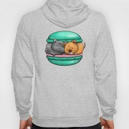 Macaron Cuddles Hoody