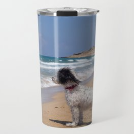 I Am Waiting Travel Mug