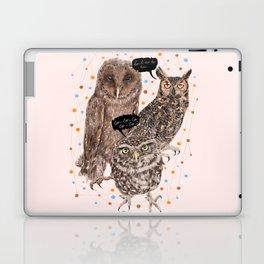 h'Hoo-hoo Laptop & iPad Skin