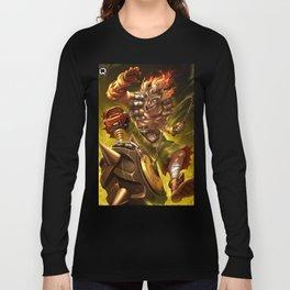 junkrat over Long Sleeve T-shirt
