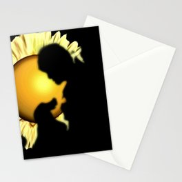 Mans best friend Stationery Cards