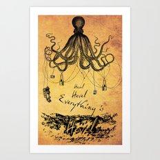 Ecclesiastes Art Print