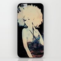 et iPhone & iPod Skins featuring ET by  Maʁϟ