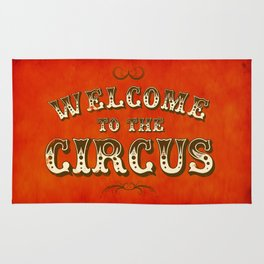 Welcome to the Circus / Dark Rug