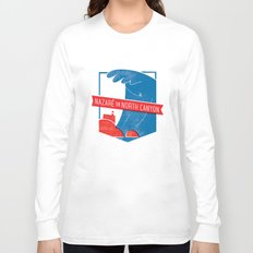 Nazaré - The North Canyon Long Sleeve T-shirt