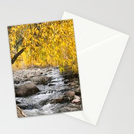Fall Creek Stationery Cards