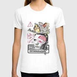 Fuite de cerveau T-shirt
