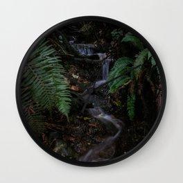 sasamat stream Wall Clock