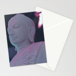 NEON BUDDHA Stationery Cards