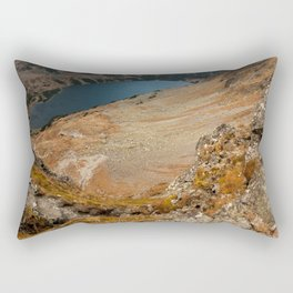 Mountain hiking Rectangular Pillow